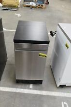 GE GPT145SSLSS 18  Stainless Fully Integrated Portable Dishwasher NOB  111906