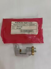 Thermador gas cooktop Jet Holder Assembly with Nut OEM 414170