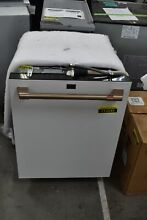 GE Cafe CDT875P4NW2 24  White Fully Integrated Dishwasher  113245