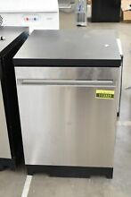 GE GPT225SSLSS 24  Stainless Portable Fully Integrated Dishwasher NOB  113323