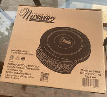 New Nuwave 2 Precision Induction Portable Cooktop Model 30151