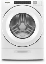 Whirlpool WFW5620HW 27  White Front Load Washer NIB  113513