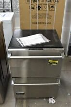 Viking VDUI5240DSS 24  Stainless Steel Under Counter Refrigerator  113912