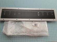Dacor  Single Oven Touch Membrane Panel BLK   Revision F or After  OEM 72457B