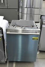 GE Monogram ZDT925SPNSS 24  Stainless Fully Integrated Dishwasher NOB  114991