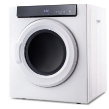 Electric Portable Clothes Dryer Front Load Fast Laundry Dryer Touch Screen Panel