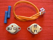 GENUINE CREDA   HOTPOINT TUMBLE DRYER SPARES   PARTS THERMOSTAT KIT