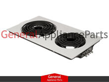 Jenn Air Designer Line Cooktop White Electric Coil Element Cartridge JEA7000ADW