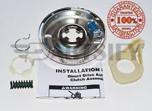 NEW 285785 OR AP3094537 FITS WHIRLPOOL KENMORE ROPER WASHER CLUTCH ASSEMBLY KIT