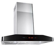 Europe 30  Kitchen Wall Mount Stainless Steel Range Hood Stove Cooking Fan Vents
