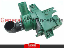 W10049390   Whirlpool Cabrio Bravos Maytag Washer Washing Machine Drain Pump