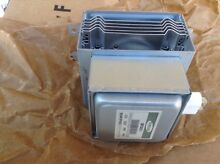 Used GE Microwave MAGNETRON Part   WB27X10585
