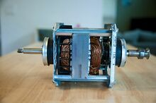 Clothes Dryer Motor  WE17M38