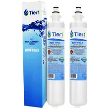 Fits GE RPWF SmartWater Comparable Refrigerator Water Filter 2 Pack