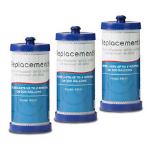 Fits Frigidaire WFCB WF1CB PureSource Refrigerator Water Filter 3 Pack