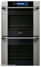 MOV230S Dacor 30  Double Electric Wall Oven  Vertical Glass Stainless Steel NEW