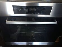 Miele H4846bpss 30  Single Electric Wall Oven