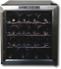 Vinotemp   16 Bottle Wine Cellar   Black