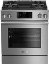 Blomberg 30  Professional Style Gas Range with Convection   Self Cleaning NIB