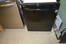 LG LDF7774BB 24  Black Built In Integrated Dishwasher NOB  8757 CLW