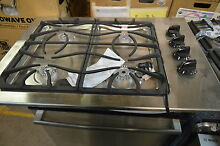 Frigidaire FFGC3025LS 30  Stainless Steel Gas Cooktop NOB  9153