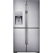Samsung Stainless Steel 23 CF 4 Door French Door Refrigerator RF23J9011SR