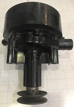 Vintage NOS Norge Washing Machine Drain Pump Solid Tub Early 60s 34 7560
