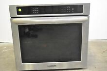 KitchenAid Architect II KEBS109BSS 30  Electric Wall Oven SS Convection  5