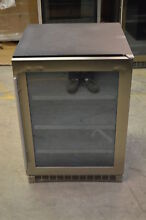 Danby DBC056D1BSSPR 24  Stainless Built In Beverage Center T 2 NOB  13566