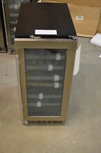 Danby DWC031D1BSSPR 15  Stainless Built In Wine Cooler T 2 NOB  13613