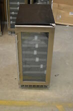 Danby DWC031D1BSSPR 15  Stainless Built In Wine Cooler T 2 NOB  13616