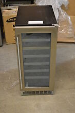 Danby DWC031D1BSSPR 15  Stainless Built In Wine Cooler T 2 NOB  13614