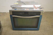 Whirlpool WOS51EC0AS 30  Stainless Single Electric Wall Oven NOB  3897 T2