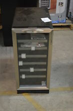 Danby DWC1534BLS 15  Stainless Built In Wine Cooler T 2 NOB  13597