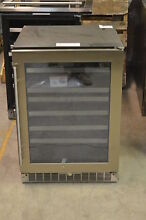 Danby DWC053D1BSSPR 24  Stainless Built In Wine Cooler T 2 NOB  13635