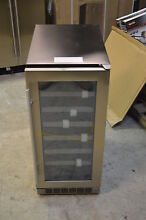 Danby DWC031D1BSSPR 15  Stainless Built In Wine Cooler T 2 NOB  13660