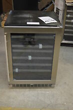 Danby DWC053D1BSSPR 24  Stainless Built In Wine Cooler T 2 NOB  13668