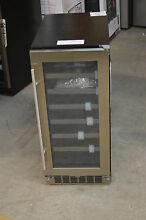 Danby DWC031D1BSSPR 15  Stainless Built In Wine Cooler T 2 NOB  13664