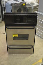Frigidaire FGB24L2EC 24  Stainless Single Gas Wall Oven  13745