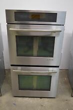 Jennair JJW2827WS 27  Stainless Double Wall Oven Electric Convection  1564