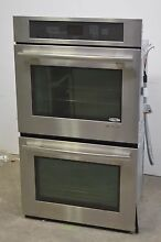 Jenn Air JJW2730WS 30  Stainless Double Electric Wall Oven NEW  1197