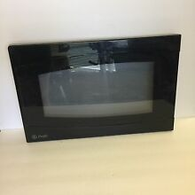 WB56X10762 GE Profile Microwave Door Black