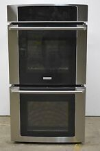 Electrolux IQ Touch Series EI27EW45JS 27  Double Electric Wall Oven