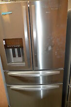 Whirlpool WRX735SDBM 36  Stainless French Door Refrigerator NOB T 2  15007