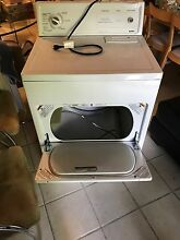 Kenmore clothing dryer model 110