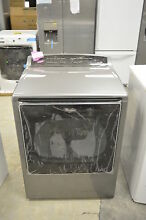 Whirlpool WED8500DC 29  Chrome Shadow Front Load Electric Dryer NOB T 2  15262
