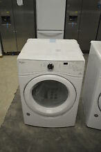 Whirlpool WED75HEFW 27  White Front Load Electric Dryer NOB T 2  15263