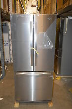 Whirlpool WRF560SMYM 30  Stainless French Door Refrigerator NOB T 2  15637
