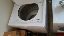 Maytag washer large capacity  white  excellent  condition  Lightly used