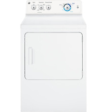 GE GTV21ESSJWW 27  White Long Vent Front Load Electric Dryer NIB NEW  15699